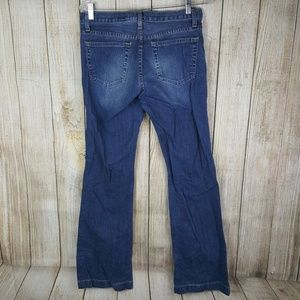 Gap Long and Lean Jeans Womens Size 6 Stretch